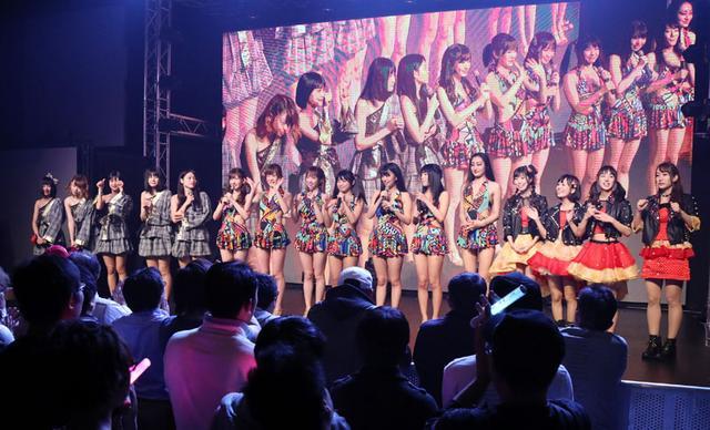 画像: G☆Girls × notall × Pimm's/スペシャル3マンライブを開催。白金高輪が真っ昼間から燃えあがった!