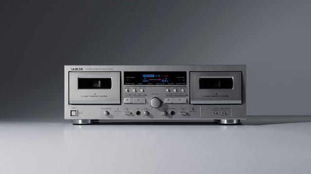 画像: ティアックからWカセットデッキ「W-1200」発売! ハイポジ、ノイズリダクションに対応。3月下旬発売で5万円!