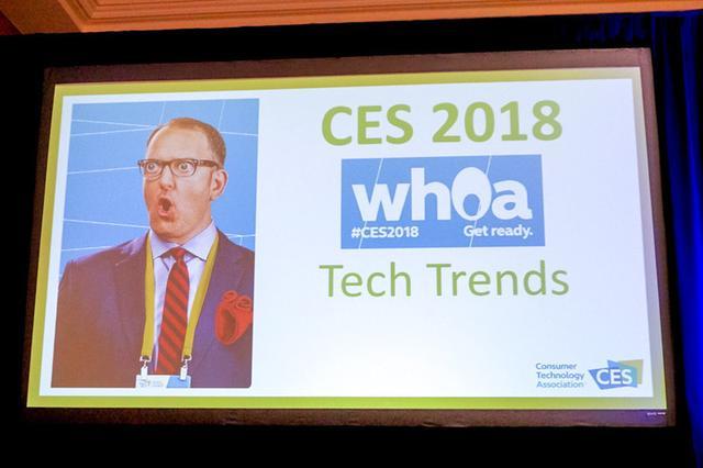 画像: 【CES2018速報04】家庭用製品向けテクノロジーのトレンド予測。IT、市場、成長分野の各方面から業界を読み解く