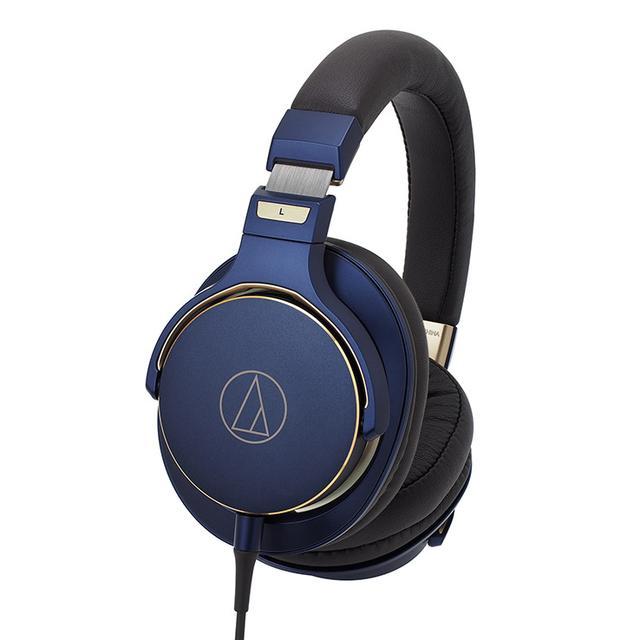 画像: オーディオテクニカ、特別仕様の振動板を搭載した密閉型ヘッドホン「ATH-MSR7SE」を10/20に限定発売