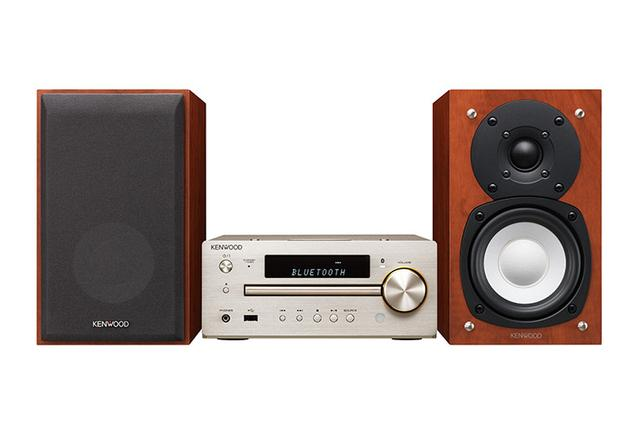 """画像: ケンウッドからミニコンポ""""Kseries""""に新モデル「K-515」が登場。ハイレゾの原音再生を追求した新スタンダード機"""
