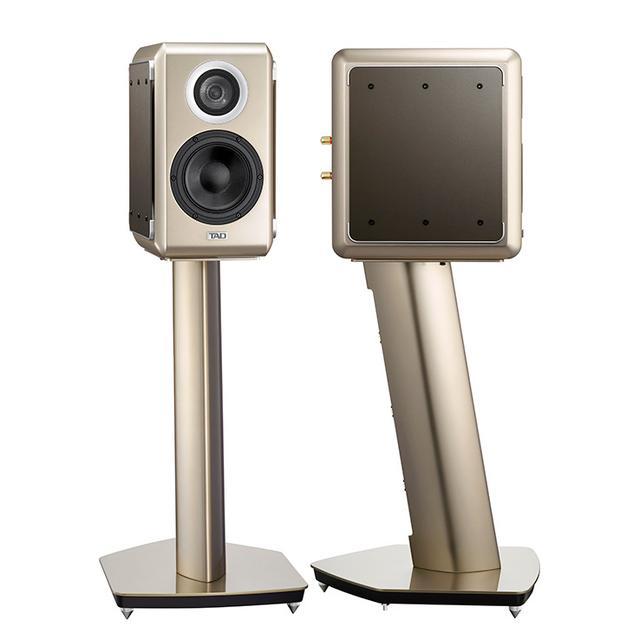 画像: TADのブックシェルフ型スピーカー「TAD-ME1」に、チタニウムシルバー鏡面仕上げモデルが追加。ペア110万円