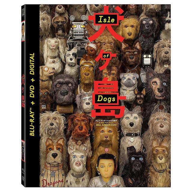 画像: 海外盤速報『犬ヶ島』日本愛あふれるウェス・アンダーソン監督の最新作が7/17リリース【映画番長の銀幕旅行】