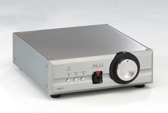 画像: パス HPA-1レビュー:フルディスクリート、A級動作のヘッドホンアンプは音が力強い