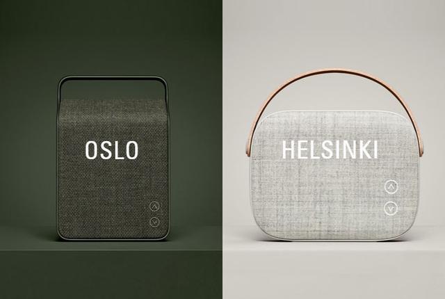 画像: 北欧のクラフツマンシップが薫る、VifaのBluetoothスピーカー「OSLO」と「HELSINKI」の取扱いを開始しました