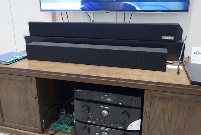 画像: 【麻倉怜士のCES2018レポート05】アナログデバイセズブースで欧米・韓国の次世代放送音声コーデック、MPEG-Hの音を聴いた