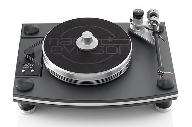 画像: マークレビンソン初のアナログレコードプレーヤー「No515」発表。3Dプリンター成形のトーンアームを備えたベルトドライブ機