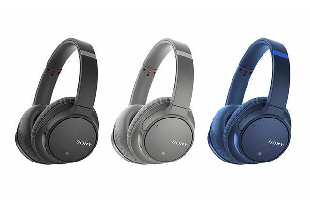 画像: ソニー、Bluetooth対応ヘッドホン「WH-CH700N」、「WH-CH400」とイヤホン「WI-C300」を発売