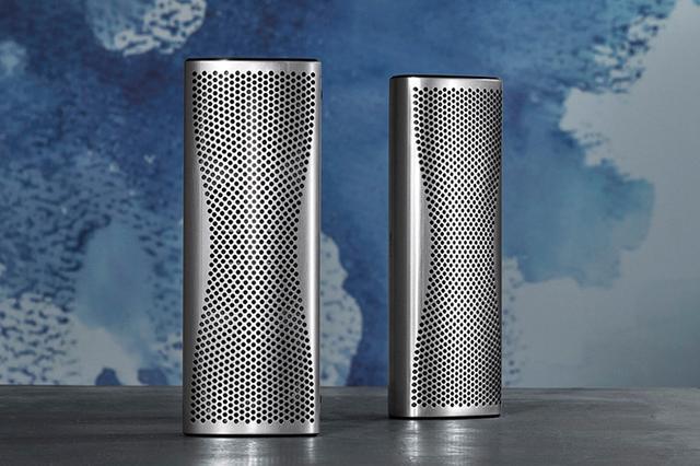 画像: KEF、Bluetoothスピーカー「MUO」の新色、光沢仕上げの「Metal」をショールームで限定販売