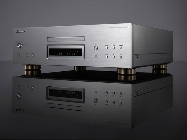 画像: パイオニア、ディスク再生に特化したSACDプレーヤー「PD-70AE」、10月下旬より発売。価格は28万円!