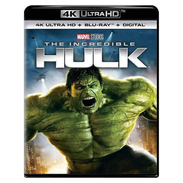 画像: 映画番長の銀幕旅行02/09:UHD BD版『インクレディブル・ハルク』マーベル人気キャラが4Kで再登場
