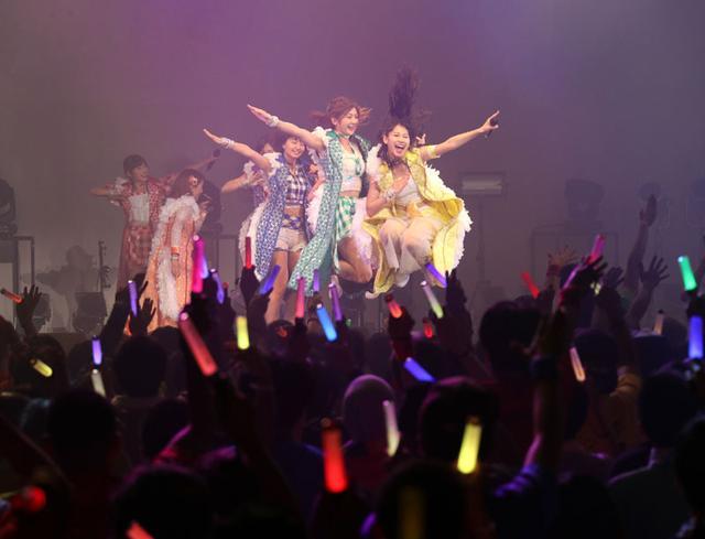 画像: アップアップガールズ(仮)/「変化と進化」ツアーのファイナル公演を盛大に開催。仙石みなみ・佐藤綾乃卒業公演の発表も