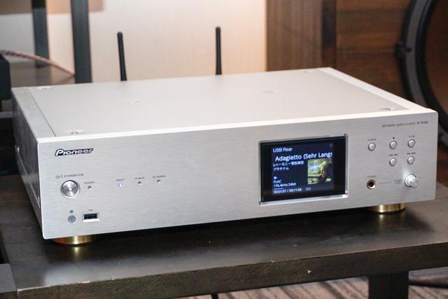 画像: SSO新製品レビュー:思わず即買いしたパイオニアのネットワークプレーヤー「N-70AE」。音の透明度が高く曲に没入