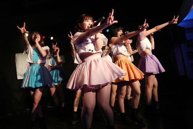 画像: dela/名古屋の美少女集団が今年初の東京単独ライブを開催。ポップ&キャッチーな最強セットリストで冬の東京を熱く染めた!