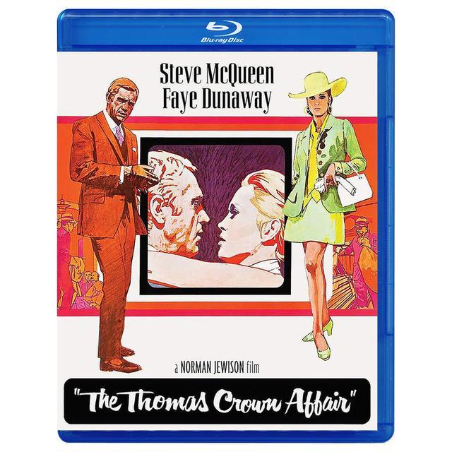 画像: 映画番長の銀幕旅行 12/11公開: スティーブ・マックイーン主演『華麗なる賭け』(Blu-ray)が4Kレストアで登場