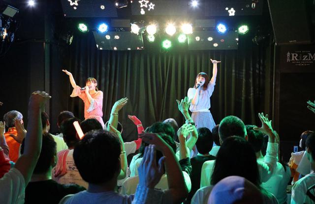 画像: Yes Happy!/絶好調の2人組ユニットが東名阪ワンマンツアーの初日を東京で開催。「日本で一番幸せな場所にしたい!」