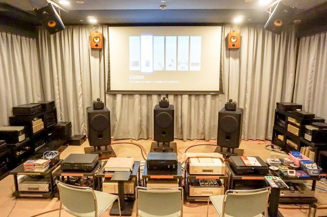 画像: 【試聴室探訪記】ソニーのAVアンプ試聴室でサウンドをチェック。音作りの神髄に触れてきた(2/3)~試聴室のサウンド傾向~