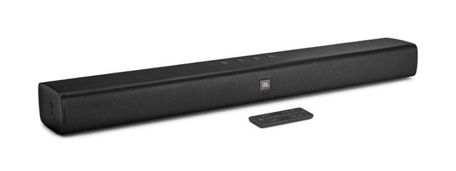 画像: JBL、サウンドバーのエントリーモデル「BAR STUDIO」、11/10に発売。コンパクトながら迫力の低音が楽しめる