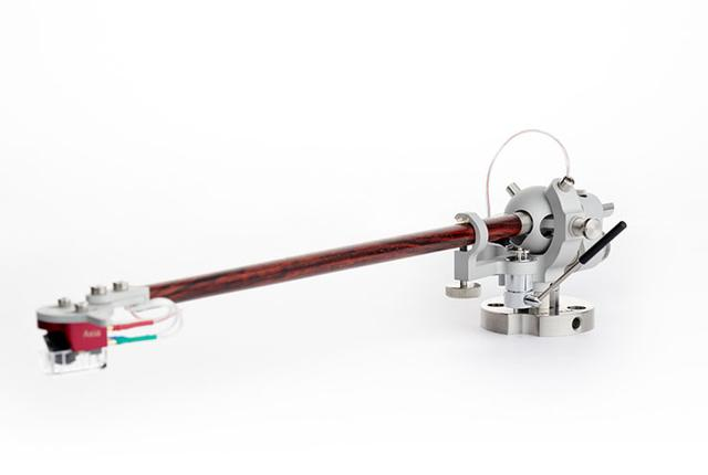 画像: Reed、軸受けに新機構を搭載したトーンアーム「Reed 1X」を発表。6/16~17開催の「OTOTEN」でお披露目