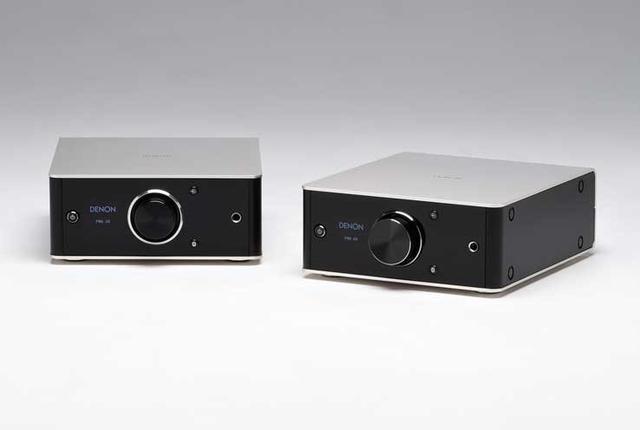 画像: デノンの小型プリメインアンプ「PMA-30」と「PMA-60」を一気聴き。元気な30と繊細な60、どちらのサウンドも高品質だ