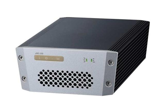 画像: SOtMの「sMS-200」をレビュー。ストレージ&ネットワークの音源を、いい音でDACに送るスグレモノだ
