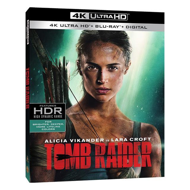 画像: 映画番長の銀幕旅行:『トゥームレイダー ファースト・ミッション』のUHD Blu-rayが6/12海外リリース