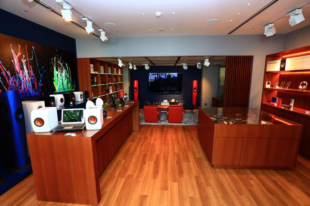 画像: KEF、東京・丸の内にKEF製品のサウンドを体験できる「KEF MUSIC GALLERY」を開設。7月21日よりオープン!