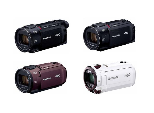 画像: パナソニック、画質を向上させた4Kビデオカメラ「HC-WXF1M」ほか全4モデルを発表。超アップで撮れて、ブレにも強い