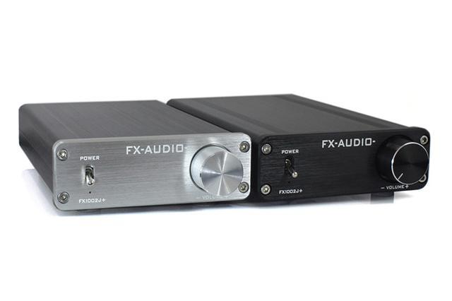 画像: FX-AUDIO-、人気プリメインアンプをフルモデルチェンジした「FX1002J+」を8,480円で発売。AC電源との相性を改善