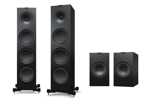 画像: 第8世代に進化したKEFのスピーカー「Q950」と「Q350」は、価格以上の完成度。鮮度感の高い本格サウンドに驚いた