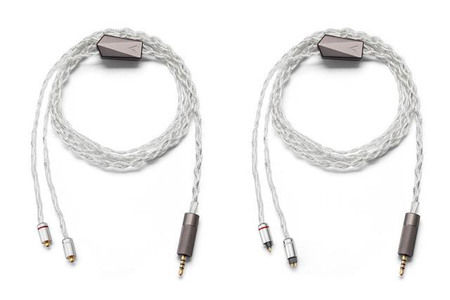 画像: Astell&Kern、Crystal Cableとコラボしたリケーブルを発売。MMCX/2ピン⇔3.5mm/2.5mmの4モデル