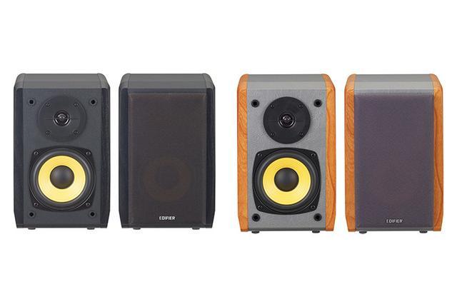画像: EDIFIER、ブックシェルフ型Bluetoothスピーカー「R1010BT」を9月1日に発売。9,980円