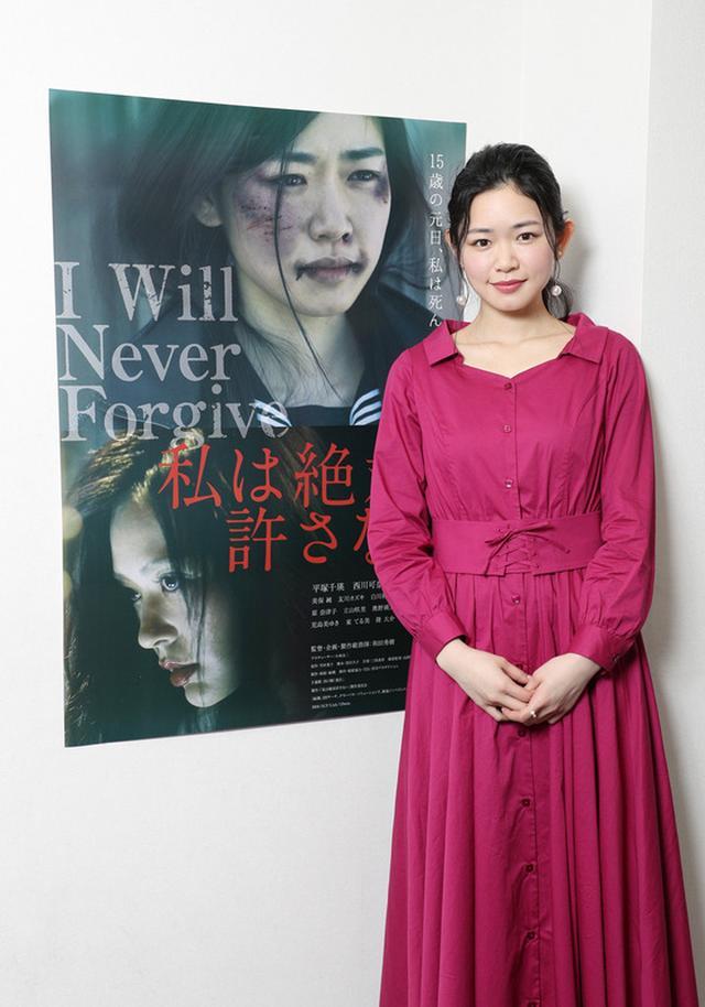 画像: 西川可奈子/映画『私は絶対許さない』でW主演。「雪村さんの生き様を多くの人に伝えたい!」
