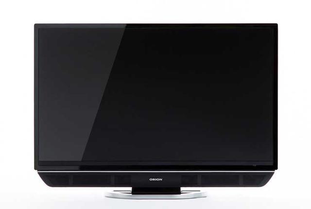 """画像: """"極音""""が愛称の音のいい液晶TV、オリオン電機「RN-32SH10」が画期的。32型ではトップレベルの音質だった"""