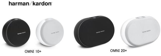 画像: Harman Kardon、Chromecast built-in搭載のスピーカー「OMNI 10+」、「OMNI 20+」を4月20日に発売