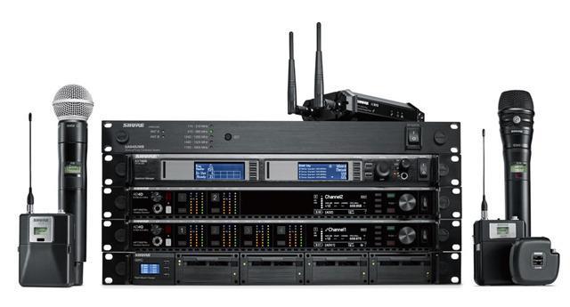画像: PROSOUNDニュースShure AXT Digital Wireless発表会を来る5月から7月に開催