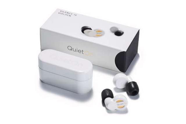 画像: クワイエットオンから、交通騒音などの低周波ノイズを低減するアクティブノイズキャンセル機能付き耳栓「QuietOn」発売