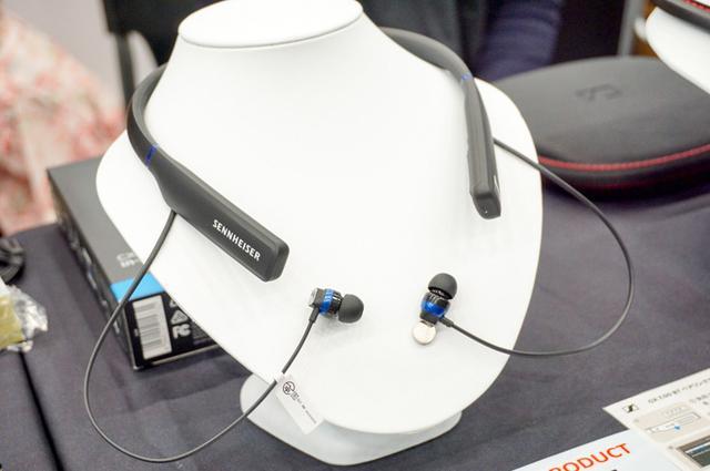 画像: ゼンハイザーのBluetoothイヤホン第2弾「CX 7.00BT」が8月3日に発売。aptXにも対応して18,500円