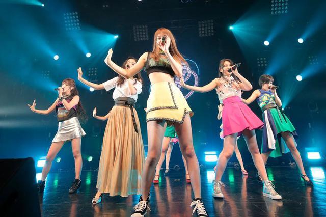 画像: 東京パフォーマンスドール、結成4周年記念ライブ開催。CD「Summer Glitter」発売決定