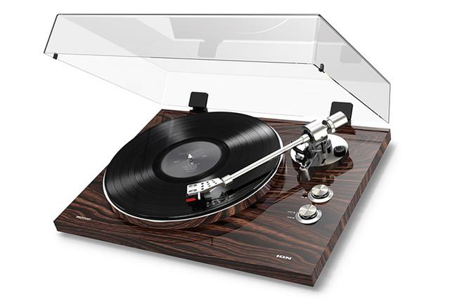 画像: 米国ION Audio、最上位レコードプレーヤー「PRO500BT」を49,800円で4/4発売。テクニカ製カートリッジが付属