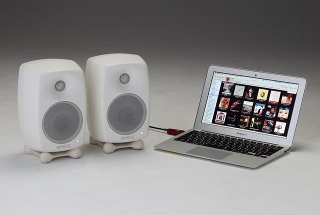 画像: ジェネレック G Twoとスマホ、PCでデジタル音源を楽しむためのベーシックなシステムプランを考える