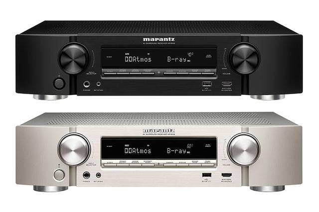 画像: マランツ、薄型AVアンプ「NR1609」を90,000円で発売。各種パーツのグレードアップで音質を向上。フォノ入力も装備