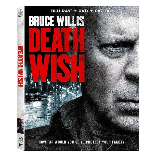 画像: 映画番長の銀幕旅行:『デス・ウィッシュ』復讐アクション『狼よさらば』をブルース・ウィリス主演でリメイク