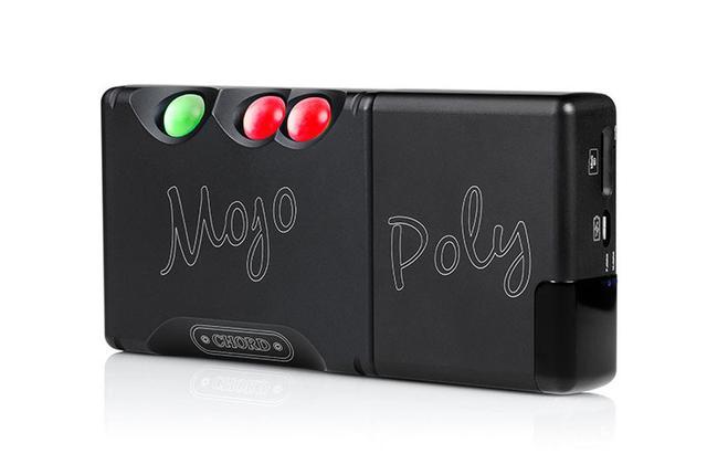 画像: CHORDのDAC内蔵ポタアンMojo用追加モジュール「Poly」の発売日が12/8に決定。価格は約8万円