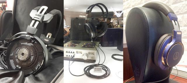 画像: オーディオテクニカ、開放型ヘッドホンの最上位機などを香港のオーディオイベントで初公開。日本国内の発売は未定