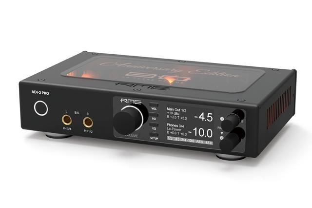 画像: RME製品初、DSD11.2MHzに対応USB DAC ADI-2 Pro 登場!世界500台の限定カラーも