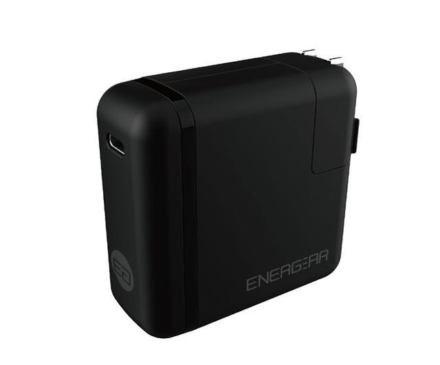 画像: 国内初、USB-IF認証のUSB-PD規格に準拠したACアダプター「Energear」シリーズ、12月下旬より発売