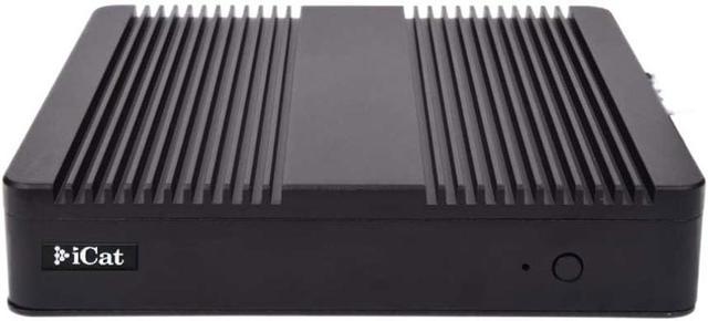 画像: iCAT、ネットワークオーディオ再生に特化したパソコン「DMR-B51」を12月11日より発売。12万8000円