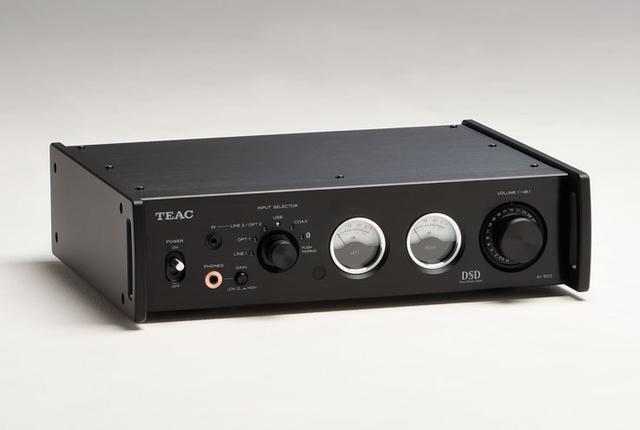 画像: ティアック AI-503レビュー:横幅290mmと小筐体な503シリーズのプリメインアンプ。その実力はフルサイズ級だった