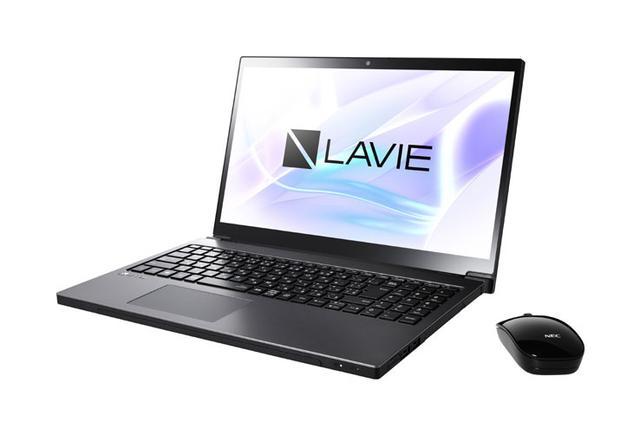 画像: NEC、使い勝手にこだわった15インチのノートパソコンの新シリーズ「LAVIE Note NEXT」登場。10/19より発売